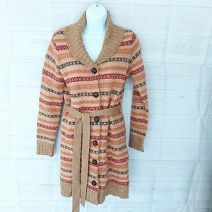 Preswick & Moore wool blend cardigan Size SP
